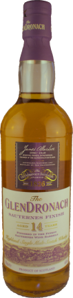 Glendronach - Sauternes Finish - 14 Jahre