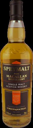 Gordon & MacPhail - Speymalt - Macallan 2004-2013