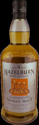 Hazelburn - 8 Jahre