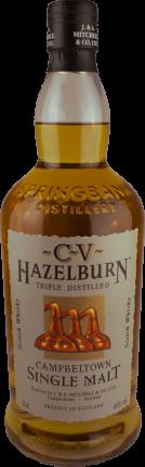 Hazelburn - CV